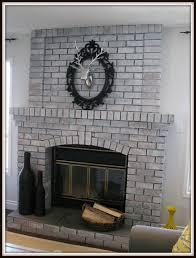 discount home decor stores painted brick fireplace makeover how tos diy original