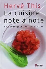 des vers dans la cuisine amazon fr la cuisine note à note hervé this livres