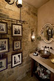 Powder Room Pics Rejoy Interiors Tuscan Powder Room