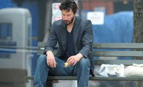 Sad Keanu Reeves Meme - the very sad yet uplifting story of keanu reeves life