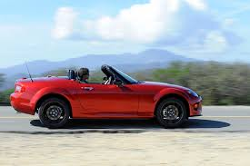 mazda big car mazda miata 25 years of big time fun new on wheels groovecar