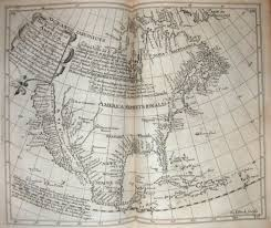 1600 Map Of America by The Emergence Of Mexico University Libraries Usc