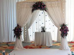 wedding ceremony canopy wedding canopy chuppah ideas