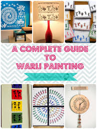 a complete warli painting tutorial guide