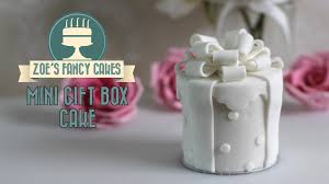 wedding gift cakes fondant wedding favour ideas youtube