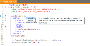 xml pattern space editing your xml documents