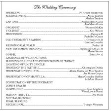 christian wedding program templates 8 best wedding programs images on wedding programs