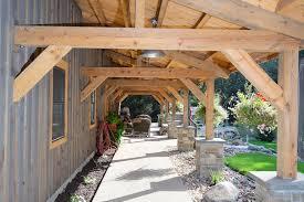 Prefab Construction Home Design Sandcreekpostandbeam Post And Beam Barn