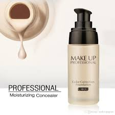 professional makeup base face liquid foundation bb cream