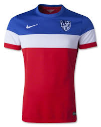 Blue White And Red Flags The 20 Best Red White And Blue Jerseys