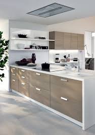 fitted kitchen open scavolini line by scavolini