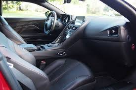 aston martin cars interior 2017 aston martin db11 review autoguide com news