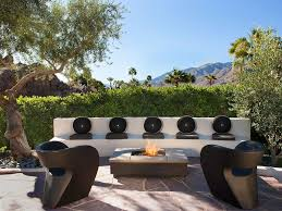 desert oasis with 360 unobstructed views of palm springs and the