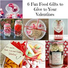 6 fun food gifts for valentine u0027s day