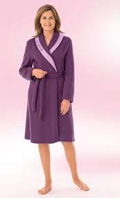 robe de chambre en courtelle robe chambre col châ sejour afibel