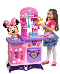 Kmart Toy Kitchen Set by Walmart Minnie Mouse Flipping Fun Play Kitchen 55 00 Ftm