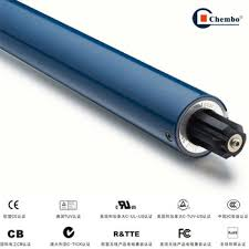 Auto Roller Blinds 100 Polyester Auto Battery Motorized Roller Blinds Manual Tubular