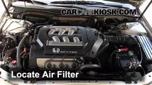 2002 honda accord v6 coupe air filter how to 1998 2002 honda accord 1999 honda accord lx
