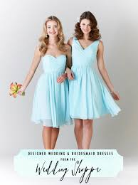 designer bridesmaid dresses designer wedding and bridesmaid dresses from wedding shoppe