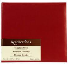 Blue Photo Album Papercrafting Albums U0026 Refills Michaels