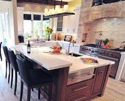 kitchen showrooms island kitchen island design plans trends for 2017 kitchen island design
