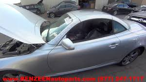 lexus parts in rancho cordova 2006 lexus sc430 parts for sale 1 year warranty youtube