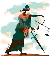 Blind Justice Meaning Sarah Maid Of Albion Justice Blind Brainwashed And Bigoted
