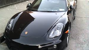 cayman porsche 2014 brand new 2014 black porsche cayman s in hd youtube