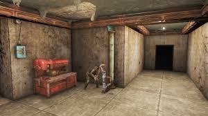 loner u0027s bunker at fallout 4 nexus mods and community