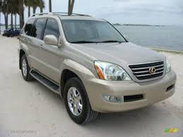 lexus gold 2003 dorado gold pearl lexus gx 470 94089936 gtcarlot com car