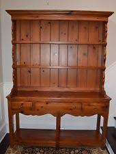 pine country hutches ebay