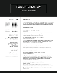 Resume For Video Production Post Production Resume Youtuf Com