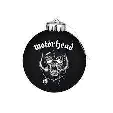 warpig christmas ornament accessories motorhead store