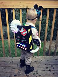 Kids Ghostbusters Halloween Costume 20 Kids Ghostbuster Costume Ideas