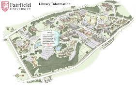 Syracuse University Map Fairfield University Map Uptowncritters