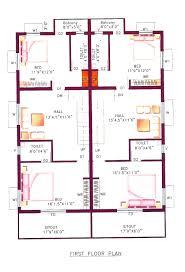 indian house floor plans designs