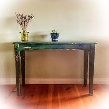 accent table for foyer shabby chic entryway table green accent table sofa table foyer