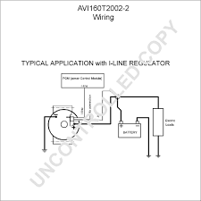 prestolite leece neville pleasing alternator wiring diagram ford