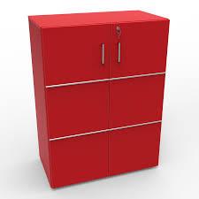meuble de rangement bureau meuble de rangement bureau avec serrure en bois et étagères de qualité