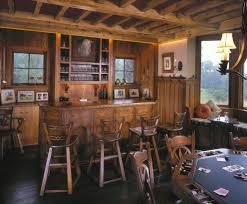 astonishing rustic basement bar ideas interior designs with wood