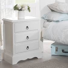 shabby chic side table romance shabby chic bedroom furniture chest of drawers bedside