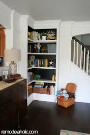 Built Ins For Living Room Remodelaholic Home Sweet Home On A Budget Built Ins