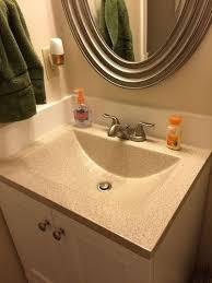 What To Use As A Back Splash Hometalk - Bathroom sink backsplash