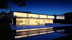 stunningly minimalistic geometric modern contemporary luxury