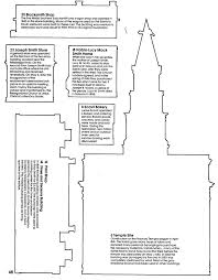 Blacksmith Shop Floor Plans by Church History Activities U0026 Games Teaching Lds Children
