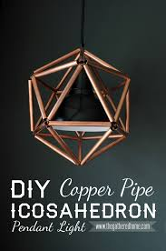 How To Make A Diy Chandelier 60 Diy Copper Projects