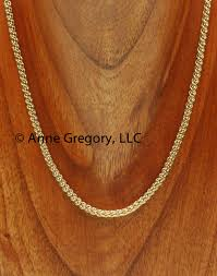 rope necklace pendant images Gold filled jens pind chain maille rope necklace anne gregory llc jpg