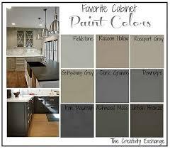how to paint oak cabinets grey favorite kitchen cabinet paint colors painted kitchen