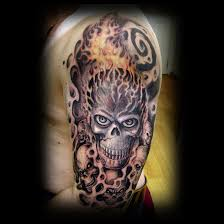 japanese skull tattoos designs and ideas all skull