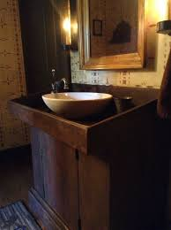 primitive country bathroom ideas 260 best primitive colonial bathrooms images on
